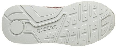Le Coq Sportif Lcs R950 Geo Jacquard, Baskets Basses homme Gris (Titanium)