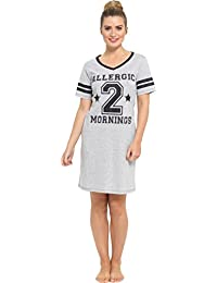 Women's Nightdresses and Nightshirts : Amazon.co.uk
