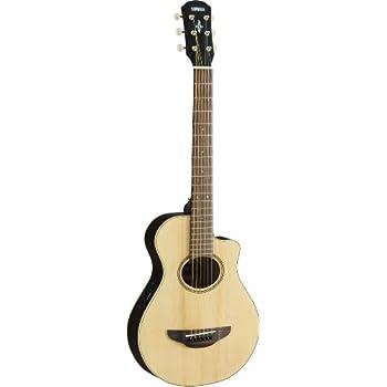 yamaha apxt2 3 4 size acoustic electric guitar natural musical instruments. Black Bedroom Furniture Sets. Home Design Ideas