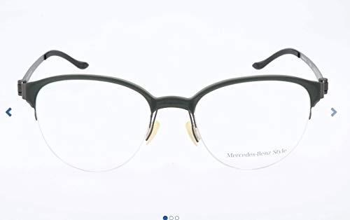 Mercedes Benz Herren M6039 Brillengestelle, Grün, 53