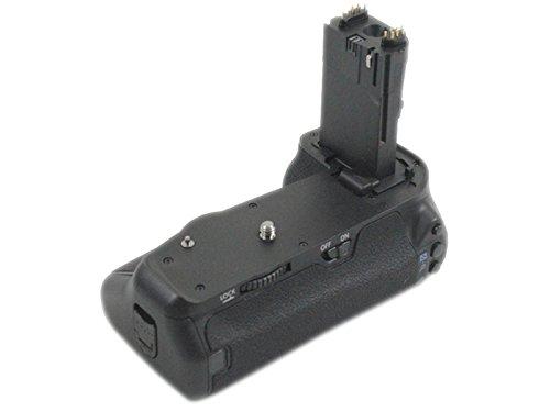 1x BTBAI? Profi Batterie-Halter Vertikale Multi-Power Grip für Canon BG BGE14EOS 70D DSLR-Kamera Ersatz + 1x AA Akku Halterung + 1x LP-E6Akku Halterung Multi Power Battery Grip