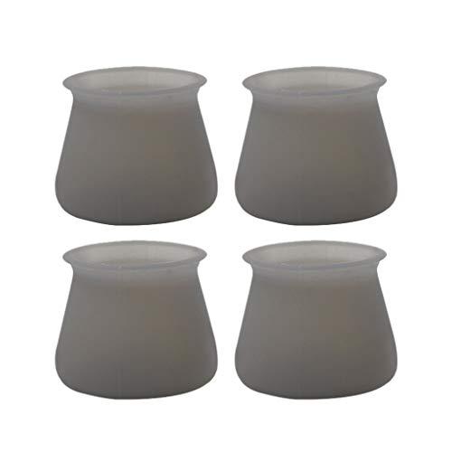 Pied de chaise de table Tapis de protection en silicone pour meubles Pieds de table Protecteur de plancher par LUCOG Dégagement Vente
