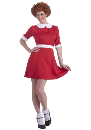 Adult Annie Fancy dress costume X-Large