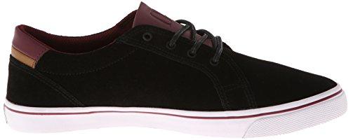 DC Shoes  Council W J Shoe, Baskets basses femme - Black/Battleship/True Red