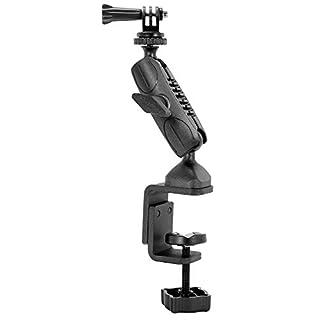 Arkon Adjustable Clamp Mount for GoPro HERO Action Cameras Retail Black