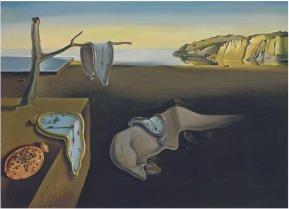 Dali The Persistence of Memory 1931Kunstdruck Poster Poster Revolution ()