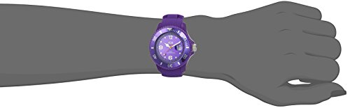 Ice-Watch – ICE forever Purple – Women's wristwatch with silicon strap – 000131 (Small)