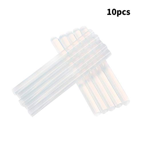 ghfcffdghrdshdfh 10Pcs/Lot 7mm x 100mm Hot Melt Glue Sticks Electric Glue Gun Repair Tools -