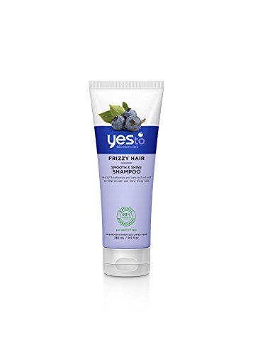 Yes To Blueberries Smooth and Shine Shampoo for Frizzy Hair 280 ml