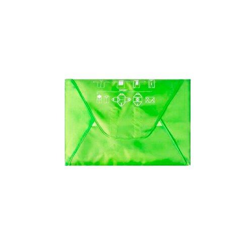 Zhuhaixmy Staub-Beweis Kleidung Anti-Knicke Reise Gepäck Verpacken Mappe Sack Beutel Abdeckung Color Green -