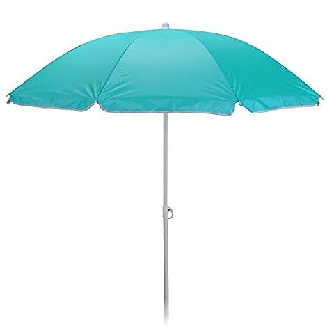 JEMIDI Sonnenschirm in 2 Ausführungen Sonnen Schirm Schutz Sonne Schirme