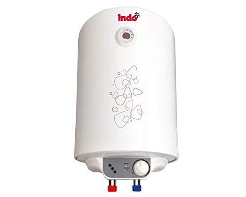 Indo Fresh II Storage Water Geyser(15 L, White)