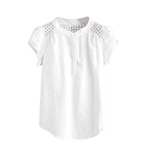 a2891836b3296 VECDY Mode Sauvage De La Saint-Valentin Présente Femmes T-Shirt à Manches  Courtes