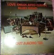 out among 'em LP Roulette Blue Band