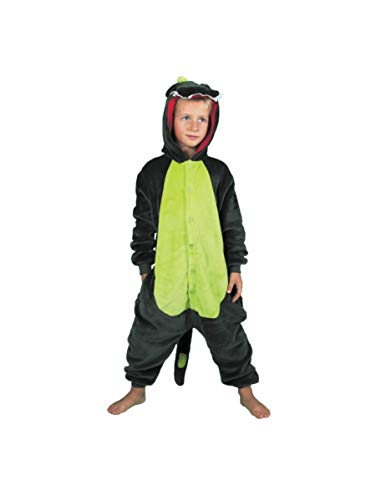 Party Pro 862303M T Kostüm Kigurumi Dino Kind T, grün