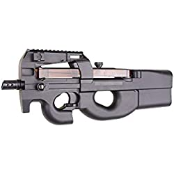 Airsoft SMG P90 TR AEG 0,5 Joule Well D90F 0.5 Joule