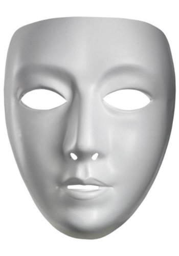 PARTY ZOOM Full Face Mask