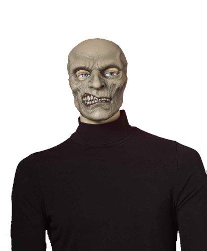 Forum Novelties Halloween Horror Maske Zombie Smiley Leiche Zombiemaske