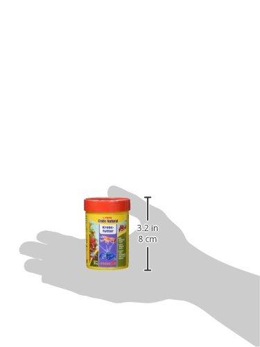 sera 00556 crabs natural 100 ml – Speziell für die Bedürfnisse von Krebsen entwickelt - 4