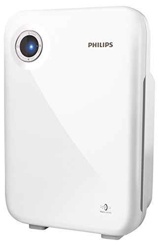 Philips AC4012/10 36-Watt Tulip Air Purifier (White)