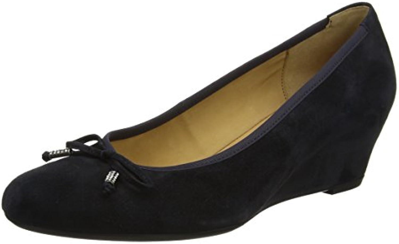 Gabor scarpe 65.362, Ballerine con Piattaforma Donna | Buona Buona Buona qualità  | Uomo/Donna Scarpa  76b3b2