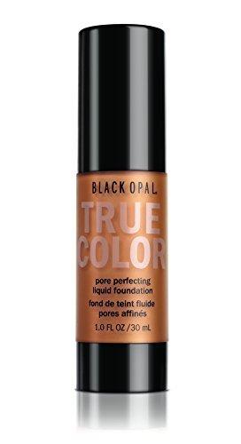 True Color Pore Perfecting Liquid Foundation- Heavenly Honey by Black Opal