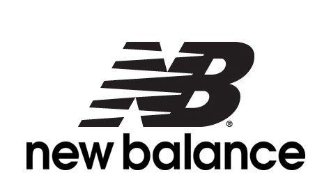 NEW BALANCE - Chaussure de sport violette et fuchsia à lacets, en suède et tissu, avec logo latéral et à l'arrière, coutures visibles et semelle en caoutchouc, fille, filles, femme, femmes Vert