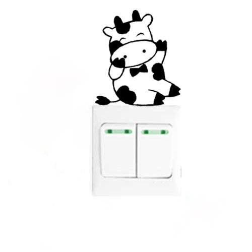 vinilo-decorativo-pegatina-pared-cristal-puerta-varios-colores-a-elegir-vaca