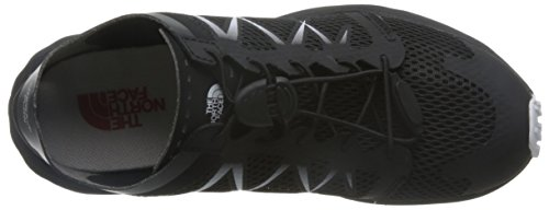 The North Face Damen T92vv2ky4 Trail Running Schuhe Mehrfarbig (Negro / Blanco)