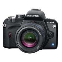 Olympus E-410 SLR-Digitalkamera (10 Megapixel, LifeView) Kit inkl. EZ1442 (Digitale Slr-kameras Von Olympus)