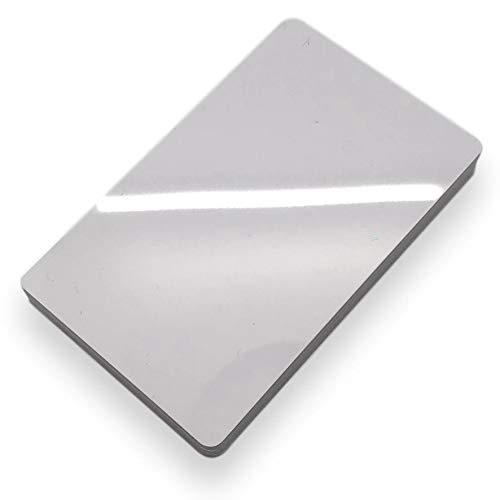 10 x NFC Tarjetas visita Tags   NXP Chip NTAG216  