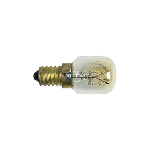 Bosch Siemens 00032196 032196 ORIGINAL Lampe Glühbirne Leuchtmittel Birne E14 25W Backofen Herd