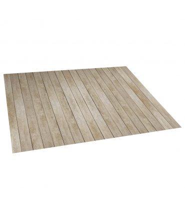 ALFOMBRA DE VINILO WOOD GRIS - Medidas de alfombra - 120cmx180cm
