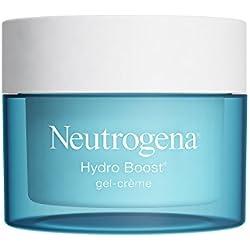 Neutrogena Hydro Boost Gel-Crème Hydratant Visage - Soin visage pour peaux sèches - 1 x pot de 50 ml