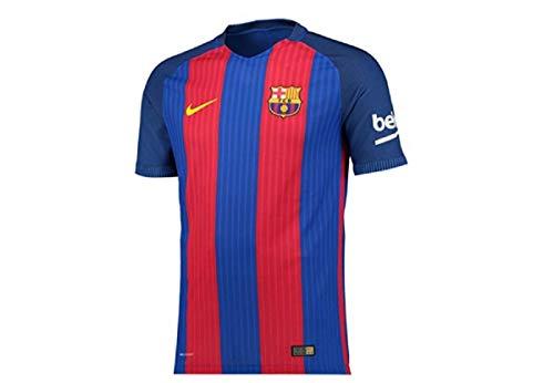 Nike FCB M SS Hm Vapor Match JSY - Camiseta Línea F.C. Barcelona para  Hombre 9ed5bb79361