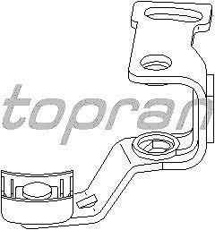 Preisvergleich Produktbild TOPRAN 111 331 Reparatursatz,  Schalthebel