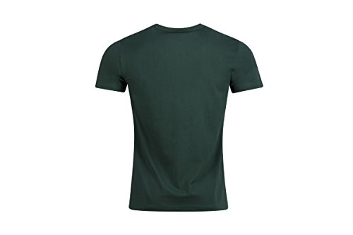 Champion Herren Crewneck T-Shirt-C-Logo Dark Green