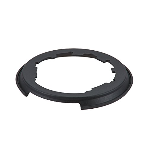 Tank- Befestigungs-Flansch aus Nylon für Easy Look Tankrucksäcke Tankseitig