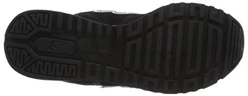 New Balance Wl565v1, Sneaker Donna Nero (Black/gold)