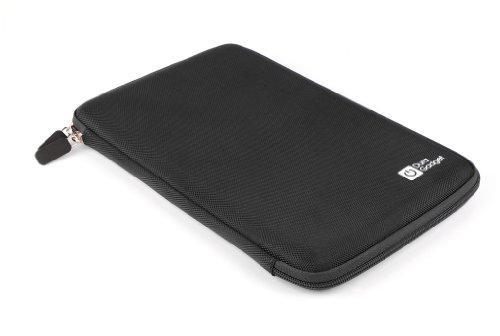 Funda Rígida Negra Para tablet Apple iPad Pro 10.5 (2017) - Con Bolsillo De Red En El Interior - DURAGADGET