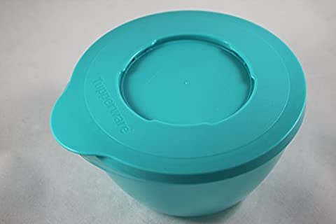Tupperware Boîte Empilable 425ml Boîte ronde avec couvercle Turquoise türmchen Boîte Empilable Hit