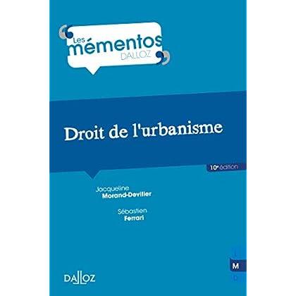 Droit de l'urbanisme - 10e éd.