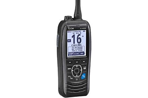Icom m93d VHF/DSC Marine Hand Sprech dispositivo Radio