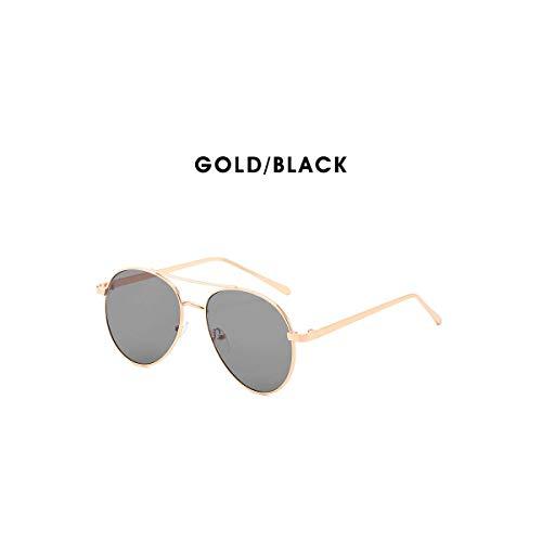 Daawqee Prämie Sonnenbrillen,Brillen, Transparent Clear Lens Classic Optics Sunglasses Women Men Aviation Sunglasses Male Eyeglasses Sun Glasses Female