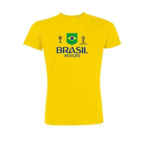 2018 FIFA World Cup Russia T-Shirt Brasil (XL) -