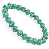 Bracelet Malachite 8 MM Birthstone Handmade Healing Power Crystal Beads preisvergleich bei billige-tabletten.eu