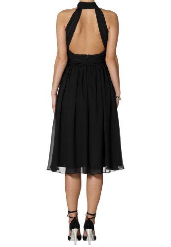 APART Fashion - Robe en crêpe - noir Noir