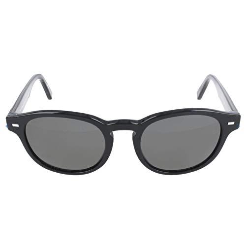 Ermenegildo Zegna Herren EZ0029 Sonnenbrille, Schwarz, 51