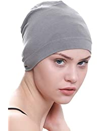... Accessori   Cappelli e cappellini   Grigio. Deresina Cuffia unisex da  casa in bambu  c63b2ffad17f