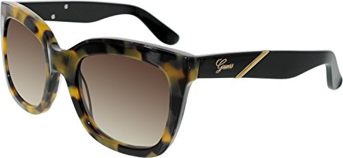 Occhiali da sole Guess GU7342 C53 S57 (Tortoise / Gradient Brown Lens)